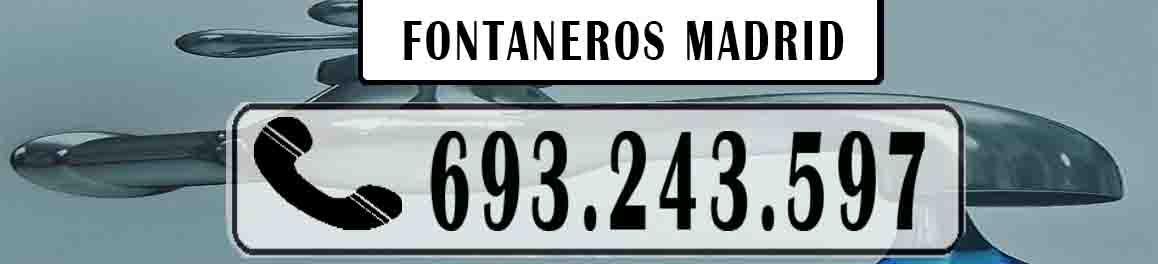 Fontaneros Torrejon de Ardoz Urgentes